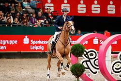 Weichert Jan-Phillipp, GER, Cobalou<br /> Leipzig - Partner Pferd 2018<br /> CSI-W 5* IDEE Kafee Preis<br /> © Hippo Foto - Stefan Lafrentz