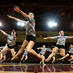 Dance Team prepares for Nationals