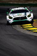 August 17-19 2018: IMSA Weathertech Michelin GT Challenge at VIR. 33 Mercedes-AMG Team Riley Motorsports, Mercedes-AMG GT3, Ben Keating, Jeroen Bleekemolen