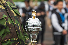 Military Tattoo Dress rehearsal, Edinburgh 31 July 2019