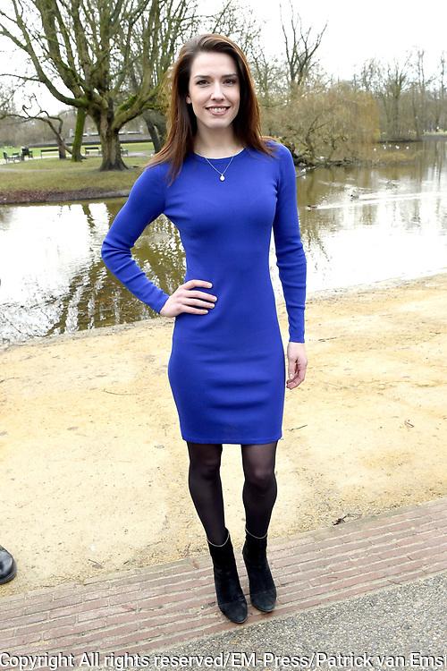 Musical Awards nominatielunch in VondelCS in het Vondelpark in Amsterdam<br /> <br /> Op de foto:  Ren&eacute;e van Wegberg