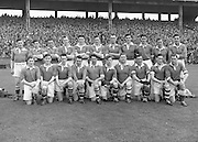 Neg No:.558/7546-7649..1081954AISFCSF...01.08.1954, 08.01.1954, 1st August 1954..All Ireland Senior Football Championship - Semi-Final.Meath.1-5.Cavan.0-7...Cavan Team