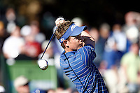 15 December 2007: Golfer Luke Donaldson during the third round of the ninth annual Target World Challenge golf tournament presented by the Tiger Woods Foundation at Sherwood Country Club in Thousand Oaks Westlake Village in Southern California.
