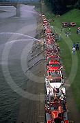 Harrisburg, PA, Historic Fire Truck Festival, Susquehanna River