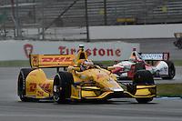 Ryan Hunter-Reay, Grand Prix of Indianapolis, Indianapolis Motor Speedway, Indianapolis, IN USA 5/10/2014