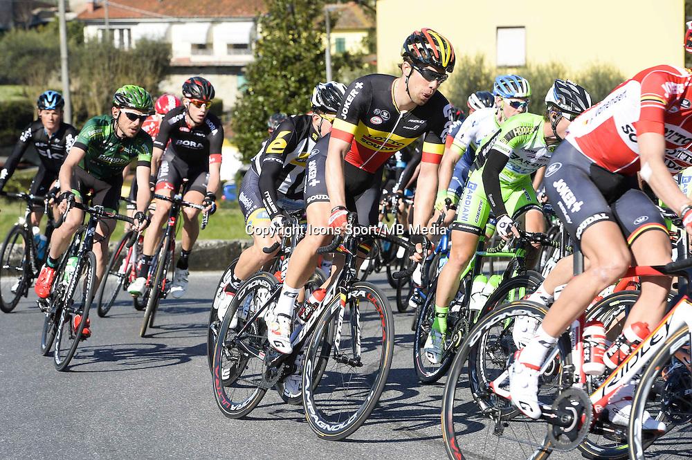 Debusschere Jens - Lotto Soudal - 12.03.2015 - Etape 2 - Tirreno Adriatico<br />Photo : Sirotti / Icon Sport
