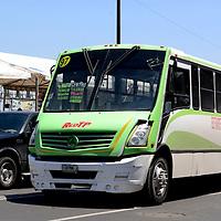 Toluca, México (Septiembre 14, 2016).- Fernando Colín Vilchis, representante legal de RedTP, informó que fue abierta la convocatoria para reclutar mujeres como operadoras de autobuses, las cuales serán capacitadas para prestar el servicio, esto como una manera de mejorar el servicio del transporte público en el Valle de Toluca.  Agencia MVT / Crisanta Espinosa.