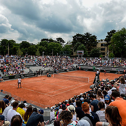General view of Court 18 during Day 4 for the French Open 2018 on May 30, 2018 in Paris, France. (Photo by Baptiste Fernandez/Icon Sport)