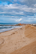 Atlantic Coast landscape, Photographed on the Portuguese coast at Praia Osso da Baleia