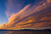 Sunset<br /> Lake Tahoe