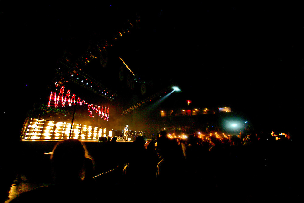 Tiesto in Laredo, Texas at the Laredo Arena