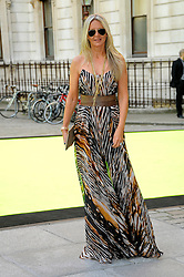 Amanda Wakeley attends the preview party for The Royal Academy of Arts Summer Exhibition 2013 at Royal Academy of Arts on June 5, 2013 in London, England. Photo by Chris Joseph / i-Images.