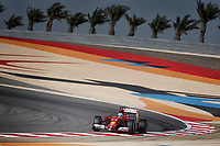 ALONSO Fernando (Spa) Ferrari F14T Action during the 2014 Formula One World Championship, Grand Prix of Bahrain on April 6, 2014 in Sakhir, Bahrain. Photo François Flamand / DPPI