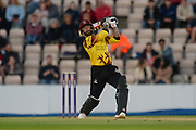 Peter Trego of Somerset batting during the NatWest T20 Blast South Group match between Hampshire County Cricket Club and Somerset County Cricket Club at the Ageas Bowl, Southampton, United Kingdom on 18 August 2017. Photo by Dave Vokes.