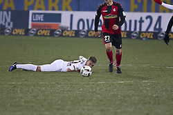 January 20, 2017 - Freiburg, Germany - Starke Tom 22 during the German first division Bundesliga football match SC Freiburg vs FC Bayern Munich in Freiburg, Germany, on January 20, 2017. (Credit Image: © Elyxandro Cegarra/NurPhoto via ZUMA Press)