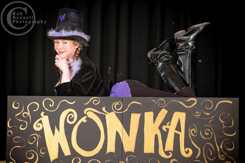 .---.Apr 03, 2010 : Peabody, MA :.Promo photos for St. John the Baptist production of Willy Wonka & The Chocolate Factory.---.Rob Bennett for Rob Bennett
