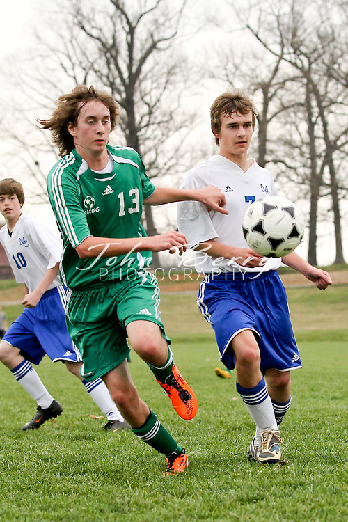 March/22/11:  MCHS JV Boys Soccer vs William Monroe.  Madison loses to William Monroe 2-0.