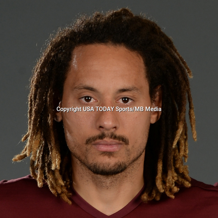 Feb 25, 2016; USA; Colorado Rapids midfielder Jermaine Jones poses for a photo. Mandatory Credit: USA TODAY Sports