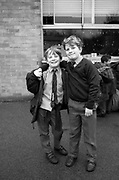 Primary school London 1992