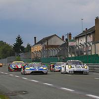 #91, Porsche 911 RSR (2016), Porsche Motorsport, driven by Patrick Pilet, Kevi Estre, Nick Tandy, 24 Heures Du Mans , 18/06/2016,
