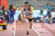Yelena Sokolova (Authorised Neutral Athlete), Long Jump Women Qualification - Group B, during the 2019 IAAF World Athletics Championships at Khalifa International Stadium, Doha, Qatar on 5 October 2019.