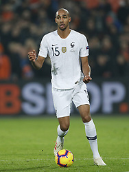 Steven N Zonzi of France during the UEFA Nations League A group 1 qualifying match between The Netherlands and France at stadium De Kuip on November 16, 2018 in Rotterdam, The Netherlands
