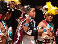 Kallestewa Dance Group, Intertribal Indian Ceremonial, Gallup, NM