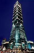 Taipei 101 Tower, Taiwan