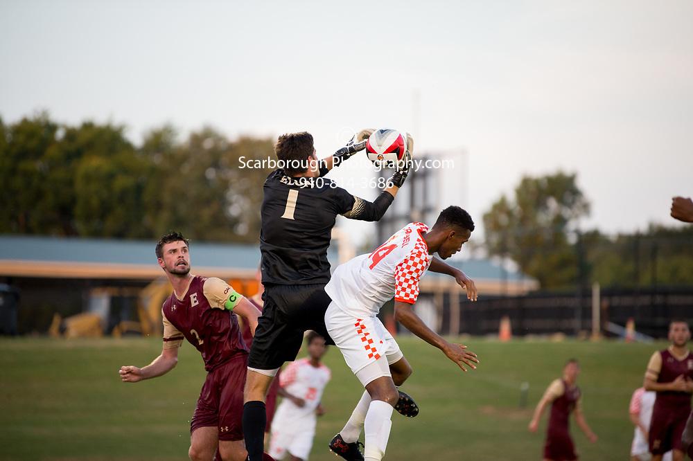 2017 Campbell University Men Soccer vs Elon