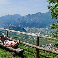 Garda Trentino territorio varie 2015