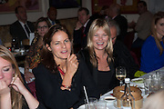 LUCY TANG; KATE MOSS, Chinese New Year dinner given by Sir David Tang. China Tang. Park Lane. London. 4 February 2013.