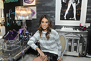 Actress Nikki Reed celebrates the launch of Unstopables, a suite of long-lasting air, home & fabric care scents, that are designed to style and elevate one's environment and wardrobe during an event at Maison 24 in New York, Thursday, Feb. 19, 2015. (Photo by Diane Bondareff/Invision for Unstopables/AP Images)