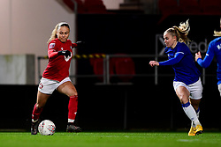 Ebony Salmon of Bristol City - Mandatory by-line: Ryan Hiscott/JMP - 17/02/2020 - FOOTBALL - Ashton Gate Stadium - Bristol, England - Bristol City Women v Everton Women - Women's FA Cup fifth round