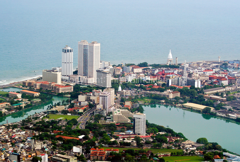 Sri lanka the city of colombo threeblindmen - Sri lankan passport office in colombo ...