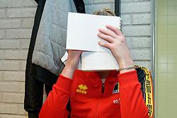 08–01-2020 NED: Olympic qualification tournament women, Apeldoorn<br /> Belgium - Germany /