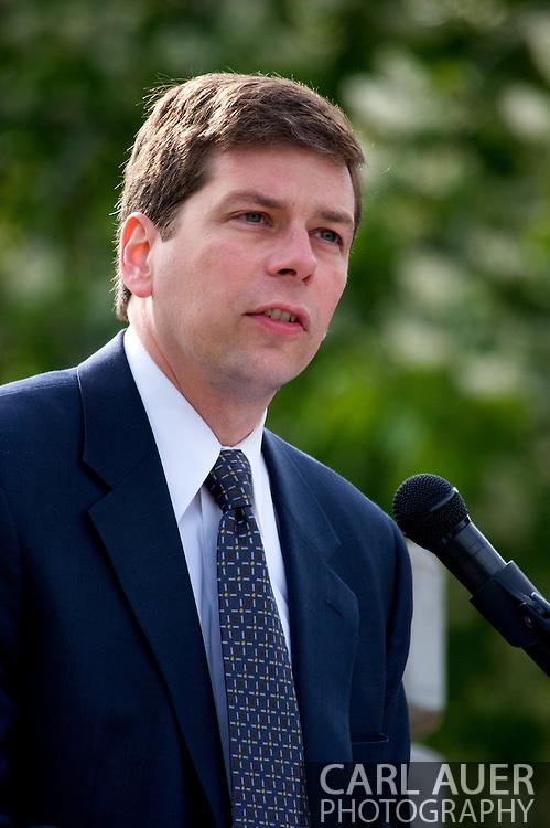 Anchorage Mayor Mark Begich