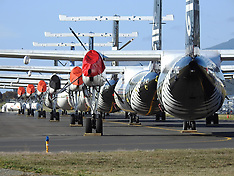 Nelson-Air New Zealand Dash 8 and ATR mothballed