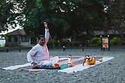 Mahatama Gandhi Ashram Small town of Sewagram in Wardha, Maharasthra, India