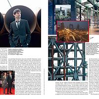 May 2008 , Park Avenue ( Germany) , Ole Scheeren, Der Beau und sein Bau, Katharina Hesse, tearsheet