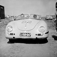 #52 Porsche 356 A cabriolet 1956-1959