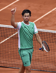 June 7, 2017 - Roland Garros Porte D Auteuil, France - 11e  journee  (Credit Image: © Panoramic via ZUMA Press)