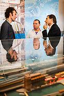 Nederland, Amsterdam, 16 ok 2012, <br /> MRA conferentie<br /> Foto copyright: Michiel Wijnbergh