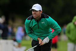 September 10, 2018 - Newtown Square, Pennsylvania, United States - Rory McIlroy watches his shot off the 11th tee during the final round of the 2018 BMW Championship. (Credit Image: © Debby Wong/ZUMA Wire)