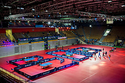 Arena during final games during Day 4 of SPINT 2018 - World Para Table Tennis Championships, on October 20, 2018, in Arena Zlatorog, Celje, Slovenia. Photo by Vid Ponikvar / Sportida