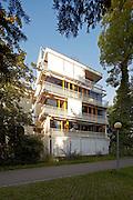 Habitat 2 Mozartgasse, Graz.Architektur: Giencke & Company