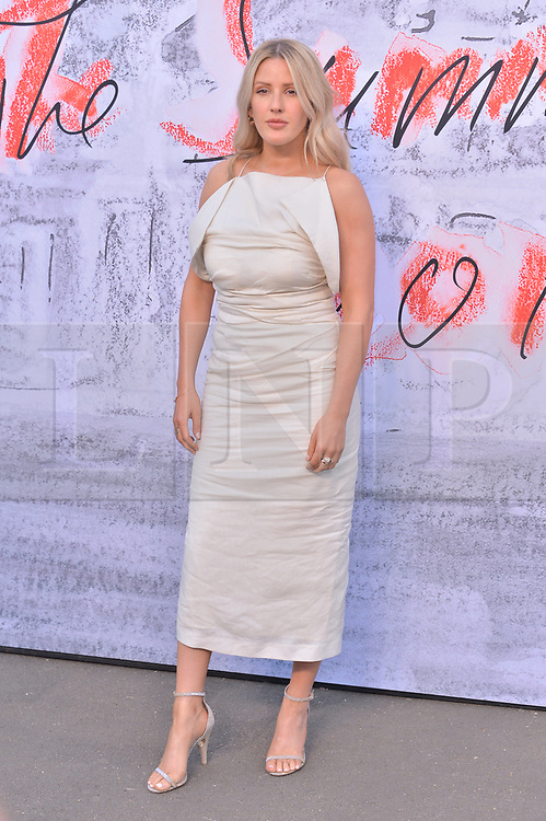 © Licensed to London News Pictures. 19/06/2018. London, UK. Ellie Goulding attends the Serpentine Gallery Summer Party. Photo credit: Ray Tang/LNP