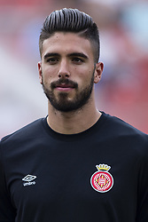 August 15, 2017 - Girona, Spain - Portrait of Jose Aurelio Suarez from Spain of Girona during the Costa Brava Trophy match between Girona FC and Manchester City at Estadi de Montilivi on August 15, 2017 in Girona, Spain. (Credit Image: © Xavier Bonilla/NurPhoto via ZUMA Press)