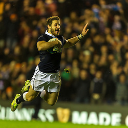 Scotland v Argentina | Autum Test | 8 November 2014