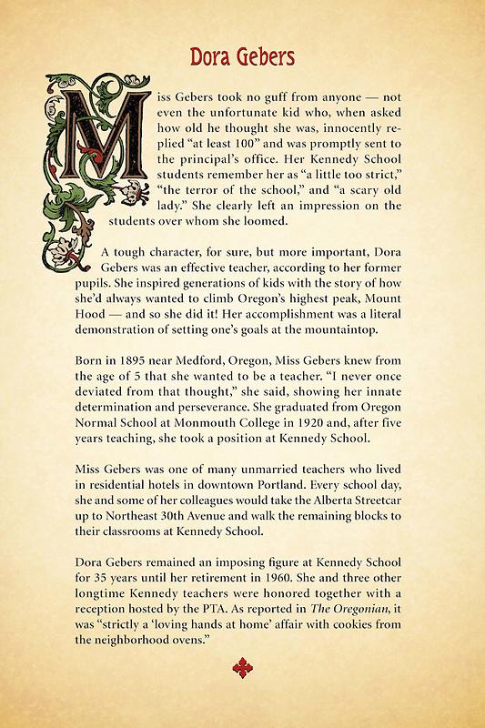 Kennedy School Room Gallery - McMenamins