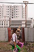 New construction. Yangon, Myanmar